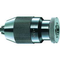 トラスコ中山(TRUSCO) ニューキーレスチャック ツカミ能力0.5~13mm KL-130N 1個 150-7516 (直送品)