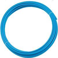 トラスコ中山 TRUSCO ポリウレタンチューブ 10X6.5mm 10m巻 ブルー TEN1010 1巻 231ー6960 (直送品)