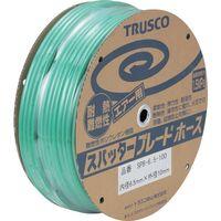 トラスコ中山 TRUSCO スパッタブレードチューブ 6.5X10mm 100m ドラム巻 SPB6.5100 1巻 152ー6782 (直送品)