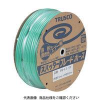 トラスコ中山(TRUSCO) スパッタブレードチューブ 8.5X12.5mm 100m ドラム巻 SPB-8.5-100 1本 152-6791 (直送品)