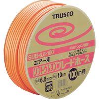 トラスコ中山 TRUSCO ソフトウレタンブレードホース 6.5X10mm 100m ドラム巻 SUB6.5100 228ー0132 (直送品)
