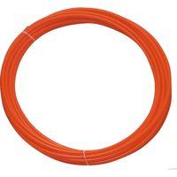 トラスコ中山 TRUSCO ポリウレタンチューブ 6X4.0mm 10m巻 オレンジ TEN610 1巻 231ー6668 (直送品)