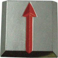 トラスコ中山 TRUSCO クリアーライン 埋込式 3セット TCL15 1セット(3枚:3枚入×1パック) 274ー6565 (直送品)