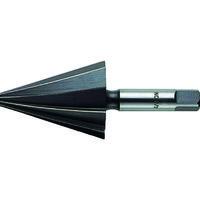 トラスコ中山 TRUSCO バーリングリーマ 穴径Φ6~27 TBR0 1本 231ー8636 (直送品)