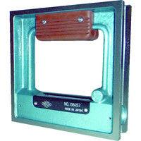 トラスコ中山 TRUSCO 角型精密水準器 A級 寸法150X150 感度0.02 TSLA1502 1個 239ー7226 (直送品)