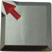 トラスコ中山 TRUSCO クリアーライン 貼付式 5枚入 TCL7 1セット(5枚:5枚入×1パック) 274ー6956 (直送品)