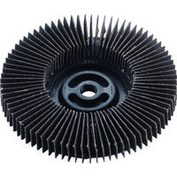 GPディスクホイール ねじ込式垂直植え Φ100 60#(5枚入) GP100A-AL 60 1箱(5枚) 216-3179 (直送品)