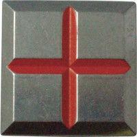 トラスコ中山 TRUSCO クリアーライン 貼付式 5枚入 TCL1 1セット(5枚:5枚入×1パック) 274ー6905 (直送品)