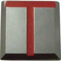 トラスコ中山 TRUSCO クリアーライン 貼付式 5枚入 TCL3 1セット(5枚:5枚入×1パック) 274ー6921 (直送品)