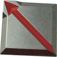 トラスコ中山 TRUSCO クリアーライン 貼付式 5枚入 TCL4 1セット(5枚:5枚入×1パック) 274ー6930 (直送品)