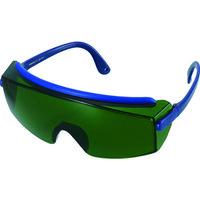 TRUSCO(トラスコ中山) 保護メガネ・ゴーグル 耐衝撃 一眼型遮光グラス プラスチック#3 TSG71W 1個 288-0202 (取寄品)