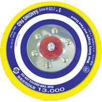 エス.ピー.エアー SP 125mm非吸塵マジックパッド AS111 1個 391ー3554 (直送品)