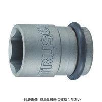 トラスコ中山(TRUSCO) インパクト用ソケット(差込角25.4)対辺19mm T8-19A 1個 389-8148 (直送品)