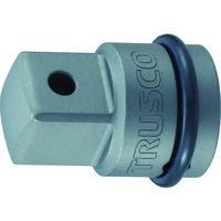 トラスコ中山 TRUSCO インパクト用ソケットアダプター(凹12.7ー凸19.0) TAD46 1個 389ー8679 (直送品)