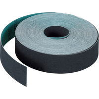 トラスコ中山(TRUSCO) 研磨布ロールペーパー 50巾X36.5M #80 TBR-50-80 1巻 381-8152 (直送品)