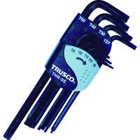 トラスコ中山 TRUSCO ヘックスローブレンチセット 9本入 THR9S 1セット 389ー6790 (直送品)
