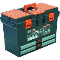 トラスコ中山(TRUSCO) プラスチック工具箱 プロツールボックス TTB802 389-4843 (直送品)