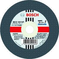 BOSCH(ボッシュ) 切断砥石 スーパー1P10枚 MCD10510P10 1セット(10枚:10枚入×1箱) 378ー5521 (直送品)