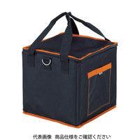 トラスコ中山(TRUSCO) 折りたたみ角バッグS 300X300XH300 TRK30-S 1個 389-7656 (直送品)