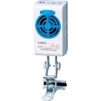 ベッセル ベッセル 静電気除去ミニファン(クリップ付)Fー6CL F6CL 1台 387ー4982 (直送品)