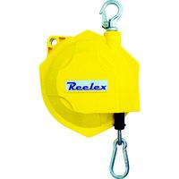 中発販売 Reelex ツールバランサー フックタイプ イエロー色 STB15A 1台 375ー4201 (直送品)