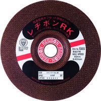 日本レヂボン 高速度用といしRK 180×6×22.23 AWA24P RK1806-AWA24 1セット(25枚) 377-4414 (直送品)