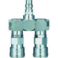 長堀工業 ナック 分岐集合配管用(ロータリー形) CAL2WRL 1個 375-8664 (直送品)