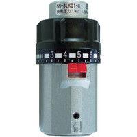 日本精器 手元減圧弁8A1.0MPa仕様カップリング付 BN-3LK01-8-SP 1個 387-3161 (直送品)
