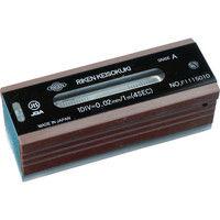 トラスコ中山 TRUSCO 平形精密水準器 A級 寸法150 感度0.02 TFLA1502 1個 232ー6744 (直送品)