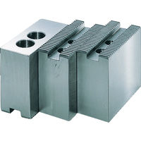 トラスコ中山 TRUSCO 高爪日鋼用 チャック10インチ H60mm HNK1060 1組 112ー9520 (直送品)