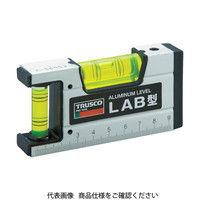 トラスコ中山 TRUSCO 箱型アルミレベル マグネット付 100mm LABM100 1個 229ー6985 (直送品)