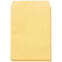 寿堂 コトブキ封筒(クラフト・サイド貼り)テープ付 角2(A4) 1000枚