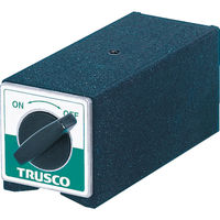 トラスコ中山 TRUSCO αマグネットホルダ台 吸着力1300N TMH130A 1台 300ー6620 (直送品)