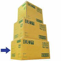 日本サニパック 業務用ポリ袋 白半透明 厚口 90L N-9H 1箱(30枚入×10パック入)