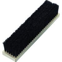 トラスコ中山 TRUSCO 左官用ブラシ 黒毛1丁半 TB5813 1個 258ー9630 (直送品)