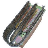 トラスコ中山 TRUSCO チャンネルブラシ 6D3型 ラッピング TB2053 1本 297ー3669 (直送品)