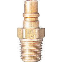 日東工器 金型カプラ K01PM 1個 113ー2890 (直送品)