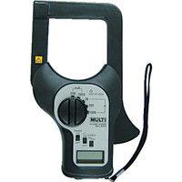 大口径デジタルクランプ・リーカ 交流 平均値方式 MCL800D 321-4371 マルチ計測器 (直送品)