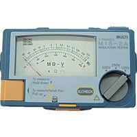 マルチ計測器 アナログ絶縁抵抗計 MIS-2A 1個 321-4338 (直送品)