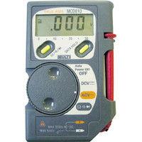 マルチ計測器 マルチ コード収納機能付ポケットマルチ MCD008 1個 321ー4354 (直送品)