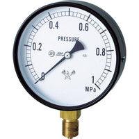 右下精器製造 スター (圧力計) S-41-0.1MP 1個 321-4117 (直送品)