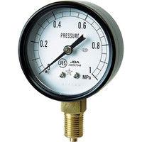 右下精器製造 一般圧力計 G211-111-V-6MP 1個 325-9595 (直送品)