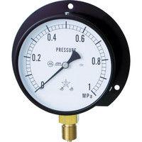 右下精器製造 一般圧力計 G321-211-M-0.16MP 1個 325-9706 (直送品)