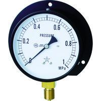 右下精器製造 一般圧力計 G321-211-M-0.1MP 1個 325-9714 (直送品)