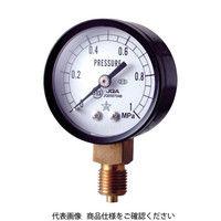 右下精器製造 右下 スター (圧力計) S114MP 1個 308ー4302 (直送品)