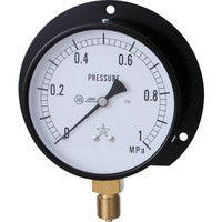 右下精器製造 一般圧力計 G321-211-V-1MP 1個 325-9889 (直送品)