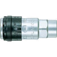 日東工器 ロックカプラ200 ( ソケット ) L20030SF 1個 113ー4051 (直送品)
