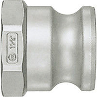 日東工器 レバーロックカプラ LA-10TPF-AL 1個 120-9906 (直送品)