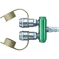 日東工器 ラインカプラ(空気用) 200T 1個 113ー3918 (直送品)