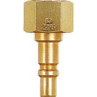 日東工器 ミニカプラ酸素用 22PF 1個 112-9899 (直送品)